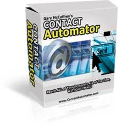 Product picture Contact Automator - New IM Tool