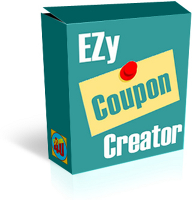 Product picture Coupon Maker Software