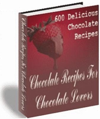 Product picture Chocolate Recipes For Chocolate Lovers