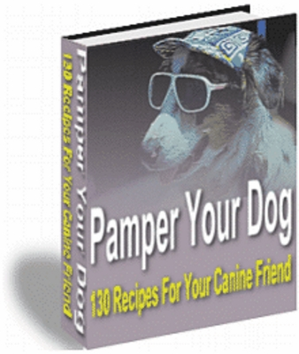 Product picture Dog Food Recipes